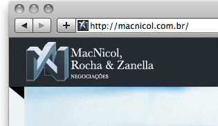 Foto do site MacNicol